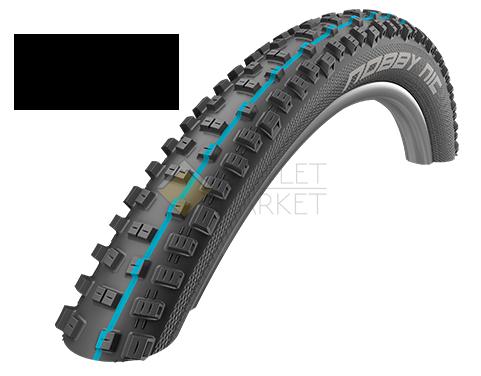 Покрышка Schwalbe 26x2.35 (60-559)  NOBBY NIC SnakeSkin, TL-Easy, Folding , Evolution, B/B-SK HS463 Addix Spgrip 67EPI EK