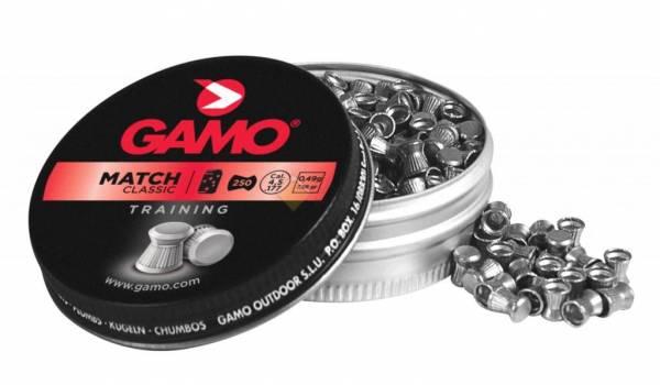 Пневматические пули GAMO MATCH