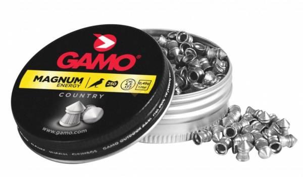 Пневматические пули GAMO MAGNUM