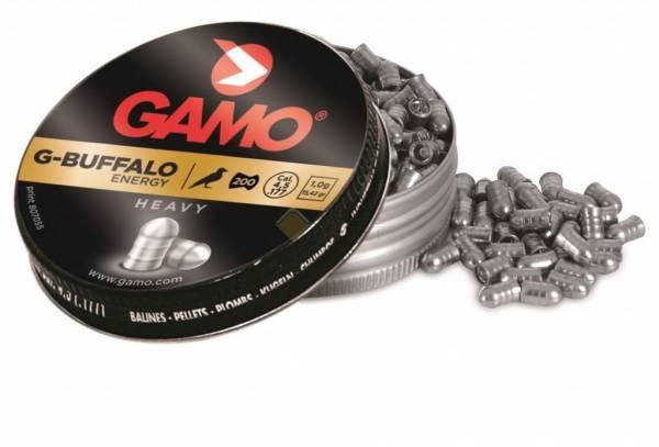 Пневматические пули GAMO G-BUFFALO