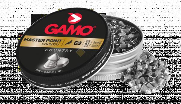 Пневматические пули GAMO Master Point