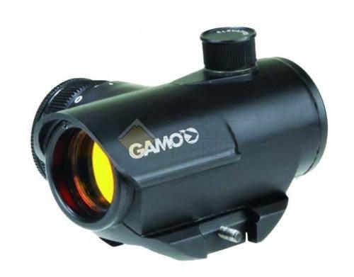 Коллиматорный прицел GAMO RED DOT 30 мм RGB