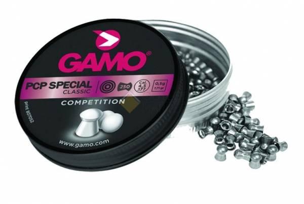 Пневматические пули GAMO PCP SPECIAL 5,5 мм 250 шт