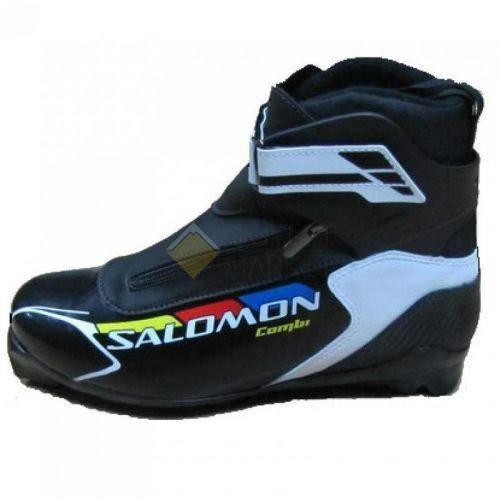 Лыжные ботинки SALOMON 369557 COMBI