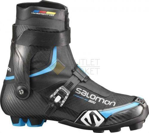 Лыжные ботинки SALOMON CARBON SKATE LAB PROLINK 398051