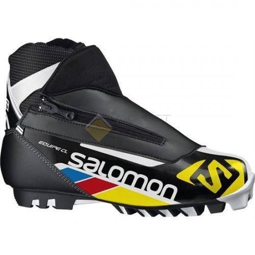 Лыжные ботинки SALOMON EQUIPE CLASSIC JR 368181