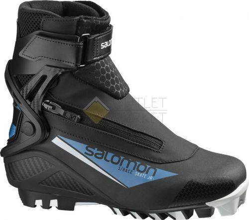 Лыжные ботинки SALOMON S/RACE SKATE PILOT JR 405563