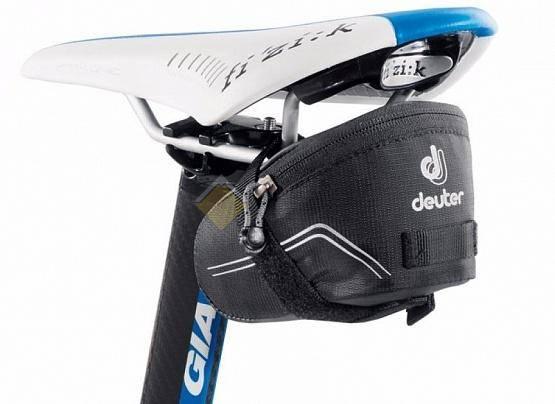 Сумка под седло Deuter 2016-17 Bike Bag XS black 32652_7000
