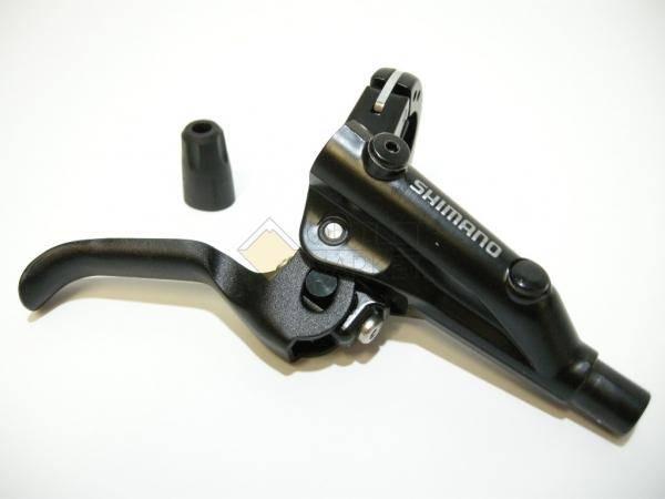 Тормозная ручка Shimano MT501 правая для гидравлического тормоза черная