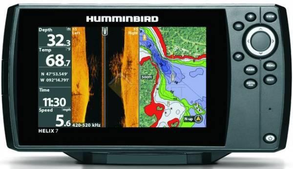 Эхолот Humminbird HELIX 7X CHIRP SI GPS G2