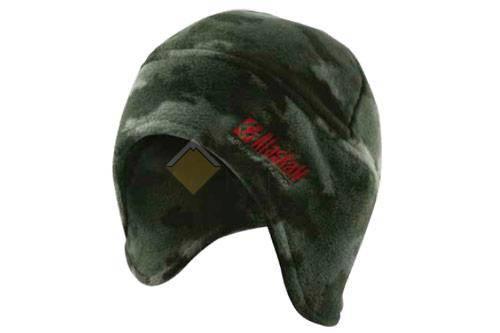 Шапка флисовая Alaskan зеленый камуфляж