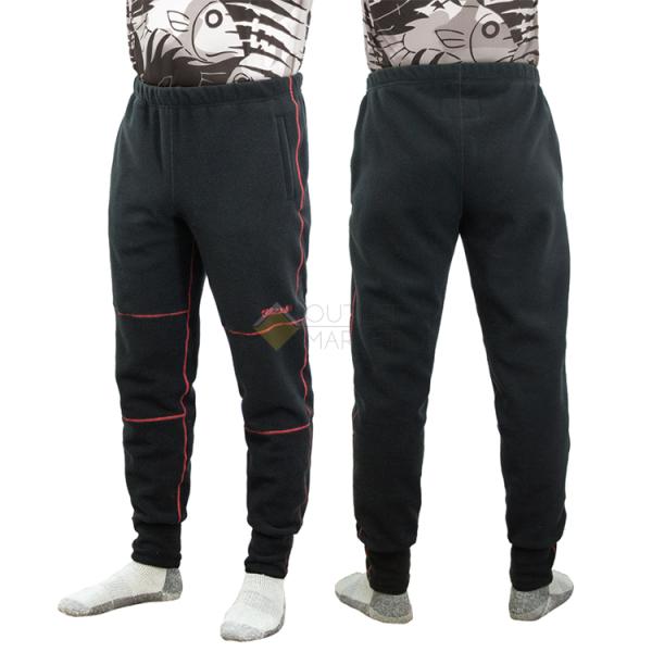 Флисовые брюки Alaskan WarmWade черный