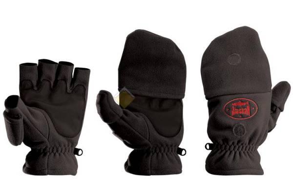 Перчатки-варежки Alaskan Colville черный