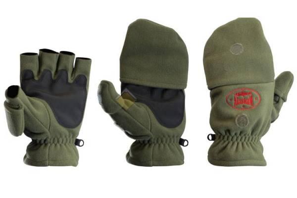 Перчатки-варежки Alaskan Colville хаки