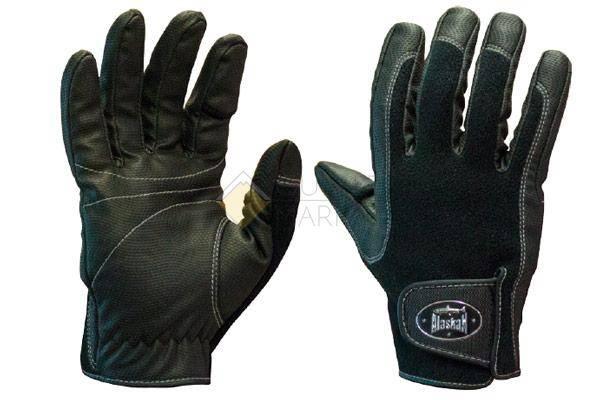 Перчатки спиннингиста Alaskan All Fingers
