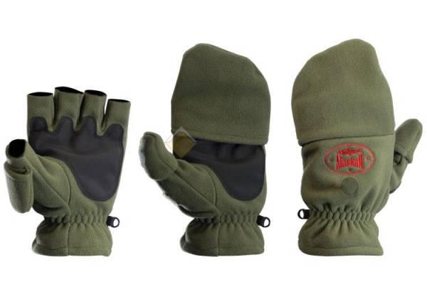 Перчатки-варежки Alaskan ColvilleMagnet хаки