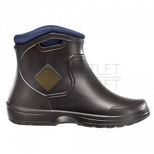 Ботинки Torvi City без вставки черные