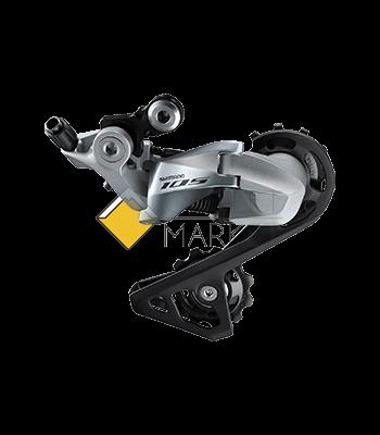 Переключатель задний Shimano 105 R7000 SS 11 скоростей серебро