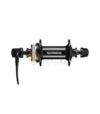 Втулка передняя Shimano MT200