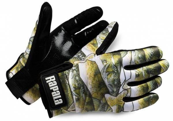 Перчатки неопреновые Rapala Stretch Grip