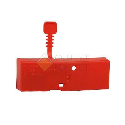 Чехол на ножи ручных ледобуров MORA ICE Easy цвет красный