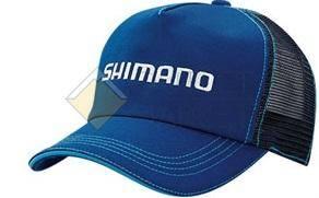 Кепка Shimano Standard Mesh Cap Navy Regular Size