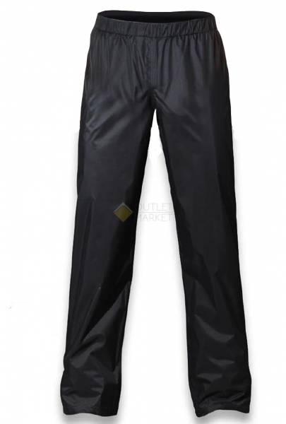 Брюки ShimanoDS Basic Bib Черный/Оранжевые