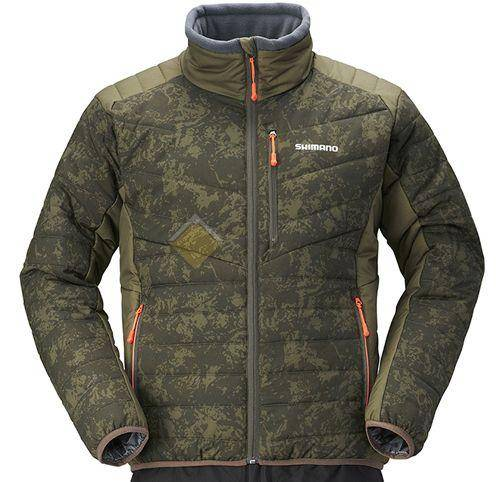 Куртка утеплённая Basic Insulation Jacket Ore Khaki