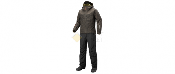 Куртка утеплённая DS Advance Warm Jacket Ripple Brown