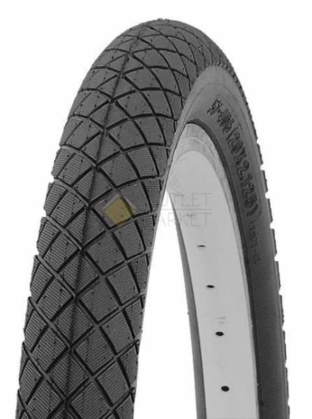 Покрышка HORST 20x2.125 (57-406) BMX/FREESTYLE низкий