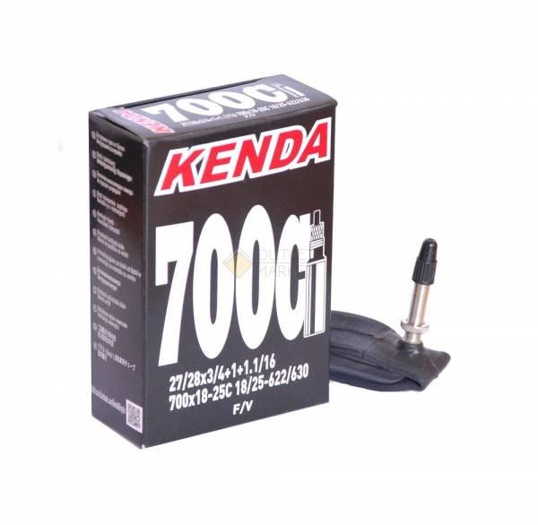 Камера KENDA 28 /700 спорт узкая 700х18/25