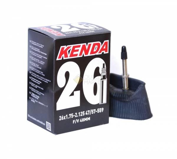 Камера KENDA 26 спорт 48мм резьба 1,75-2,125 (40/57-559)