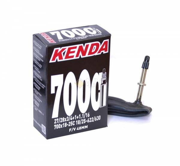 Камера KENDA 28 /700 спорт 48мм 5-511291 узкая (700х18/25C)