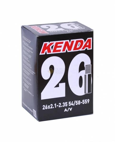 Камера KENDA 26 авто широкая 2,125-2,35 (54/58-559)