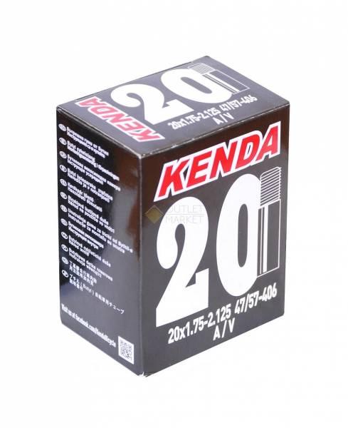 Камера KENDA 20 авто 1,75-2,125 (47/57-406)