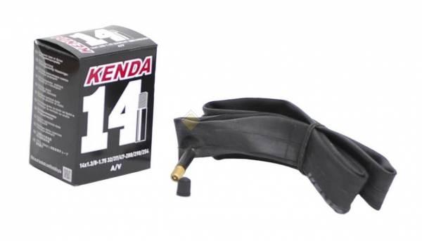 Камера KENDA 14 авто узкая 1 3/8-1.75 (32/37/47-288/298/254)