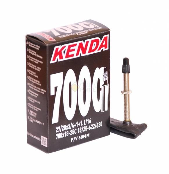 Камера KENDA 28 /700 спорт 60мм узкая (700х18/25C)