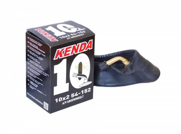 Камера KENDA 10 авто изогн. 45 2,00 (54-152) для колясок/тележек
