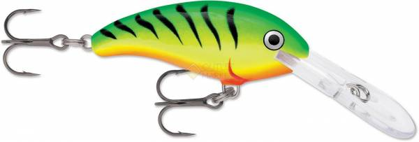 Воблер Rapala Shad Dancer SDD04