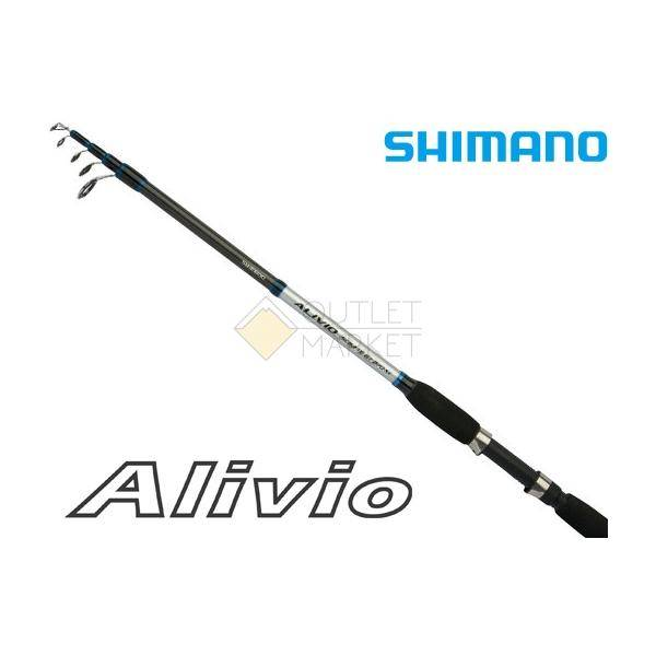 Удилище SHIMANO ALIVIO SLIM TE GT 360