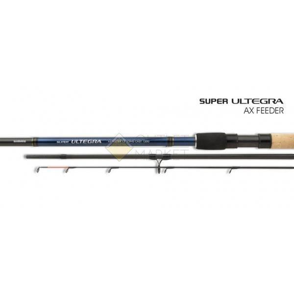 Удилище SHIMANO SUPER ULTEGRA AX FDR 12'