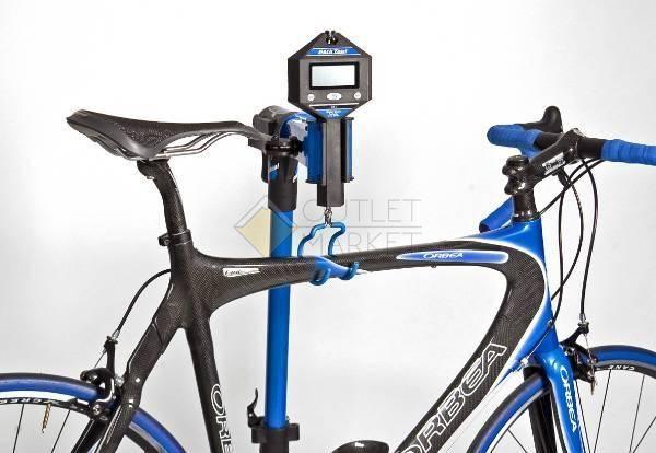 Весы электронные ParkTool для взвешивания велосипедов, рам, компонентов