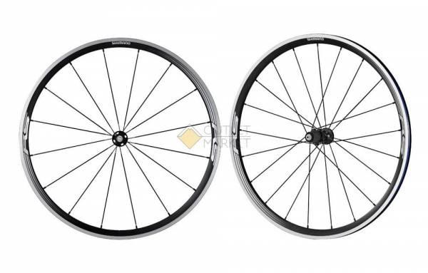Комплект колес Shimano EWHRS330FREB