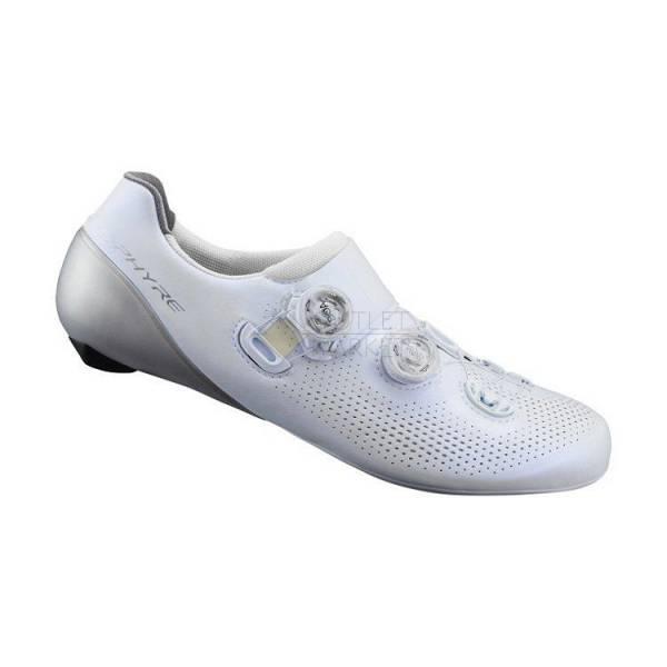 Велотуфли Shimano SH-RC901 белые