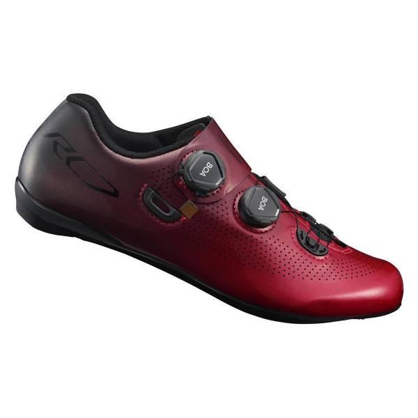 Велотуфли Shimano SH-RC701 красные