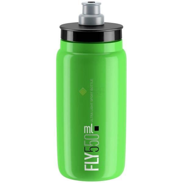Фляга для велосипеда ELITE Fly зеленый