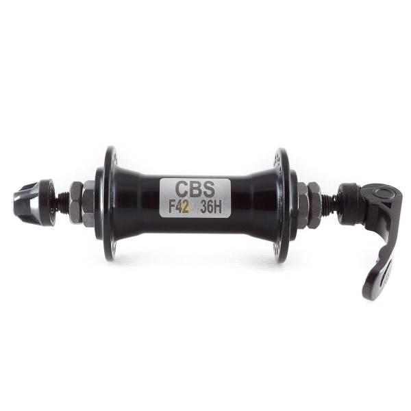 Втулка передняя CBS 42 QR 36H черный пром. подшипник эксцентрик CBSFB20136QR