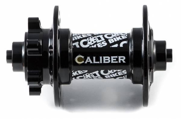Втулка передняя 16 Colt Bikes Caliber QR blue 32H