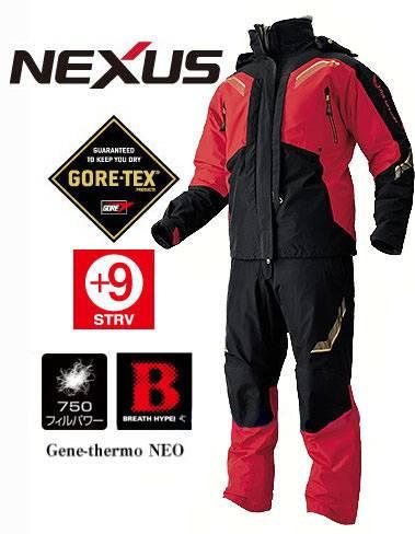 Костюм NEXUS Gore-Tex красный RB111L