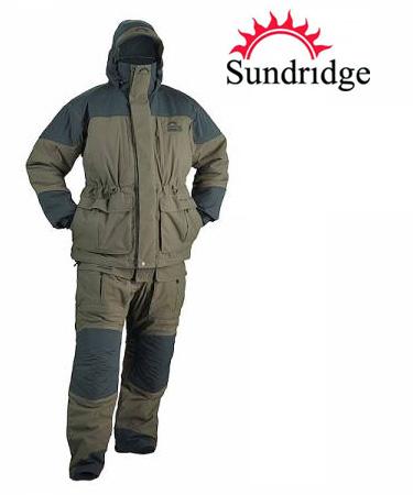 Костюм поплавок зимний SUNDRIDGE Igloo -40°C Ice Fishing SNIGCF2-G